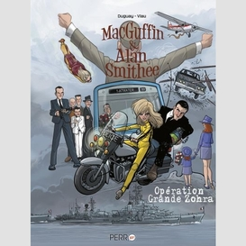 Macguffin et alan smithee t2-operation