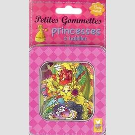 Les petites princesses. 60 gommettes - Cerf-Volant