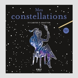 Cartes a gratter mes constellations