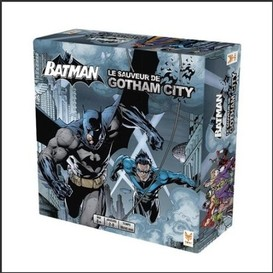 Batman - sauveur de gotham city