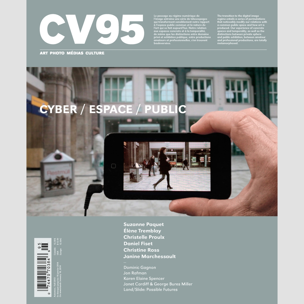 Cv95 cyber espace public ciel variable no 95 for Espace public pdf