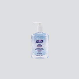Desinfectant purell/mains 236ml 8oz