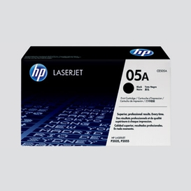 Cart.laser hp 05a noir