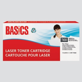 Toner tn580/650 compatible