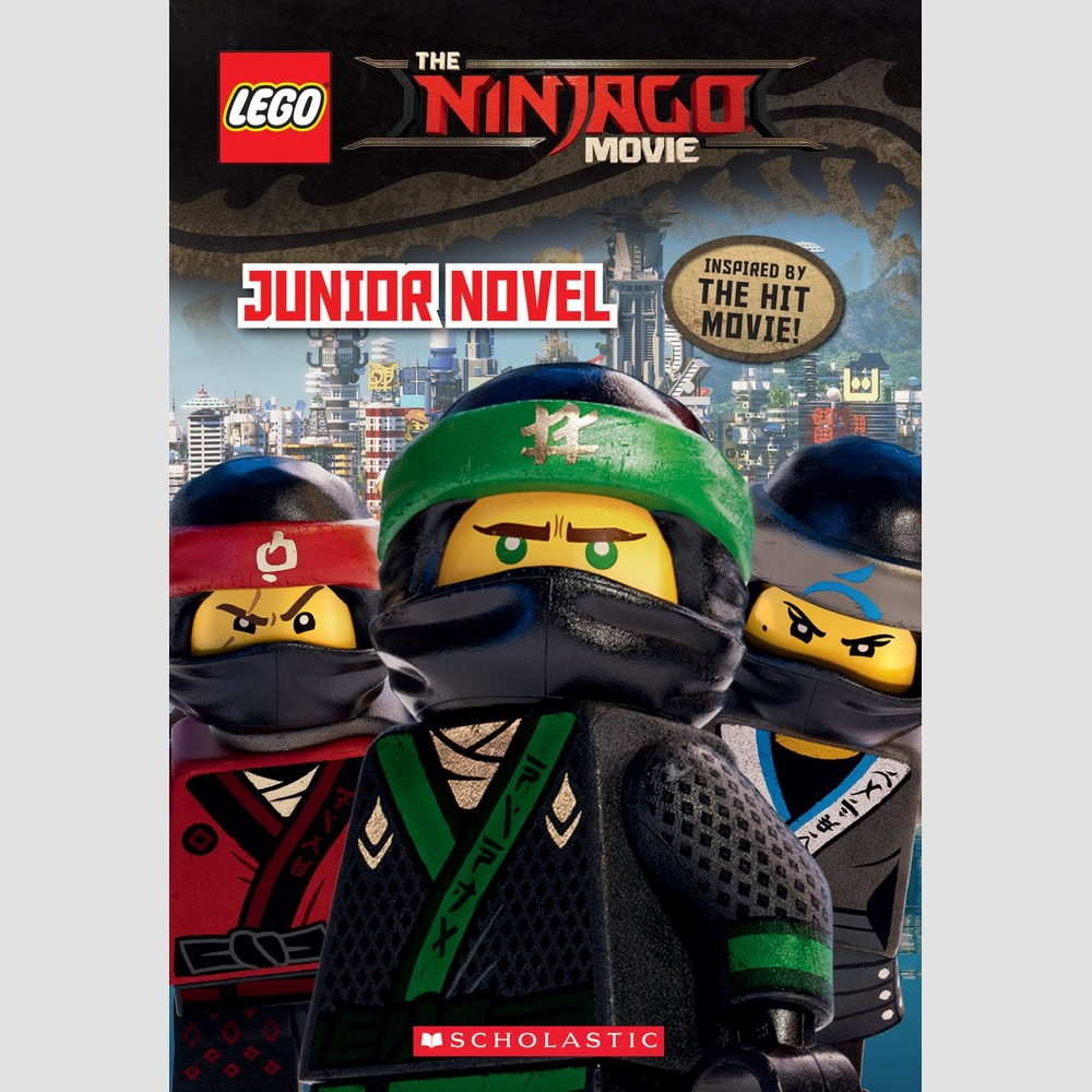 Junior novel (lego ninjago movie) - Littérature jeunesse ...