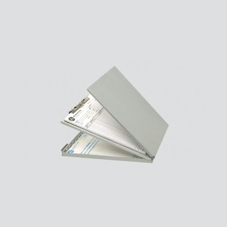 Portedocument Aluminium X Classeurs Dentreposage - Porte document bureau